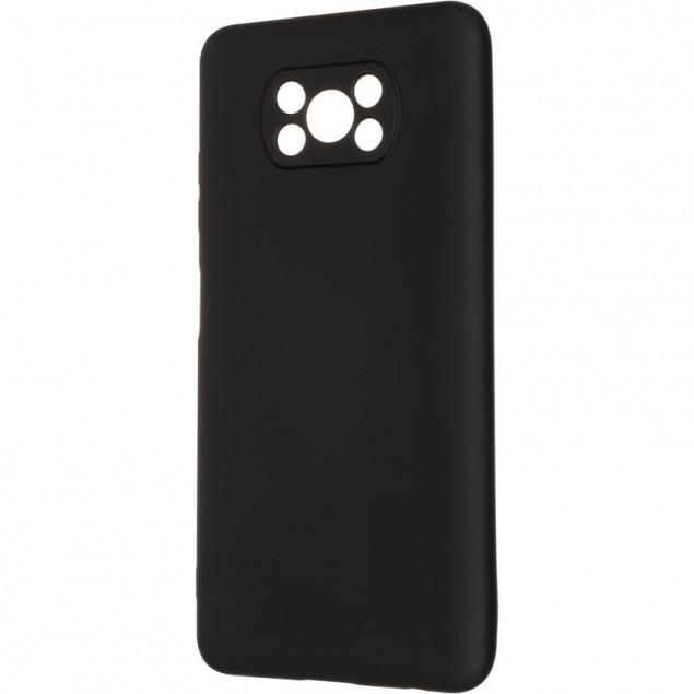 Full Soft Case for Xiaomi Poco X3 Black