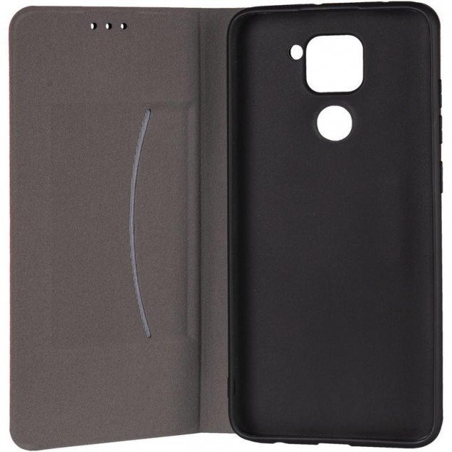 Book Cover Leather Gelius New for Nokia 5.3 Red