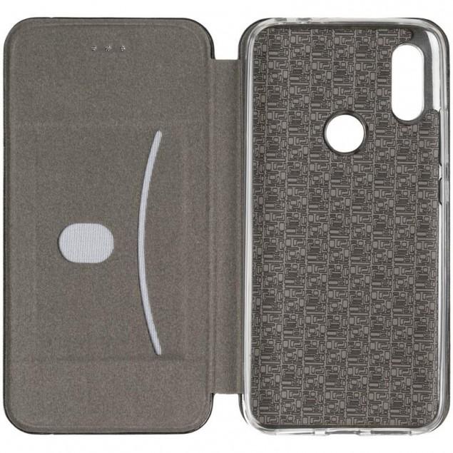 Book Cover Leather Gelius for Xiaomi Redmi 7 Black