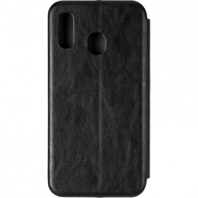 Book Cover Leather Gelius for Samsung A305 (A30) Black