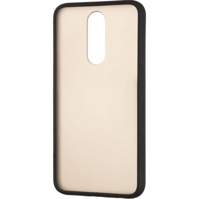 Gelius Bumper Mat Case for Xiaomi Redmi 8 Black