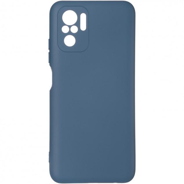 Full Soft Case for Xiaomi Redmi Note 10 Dark Blue