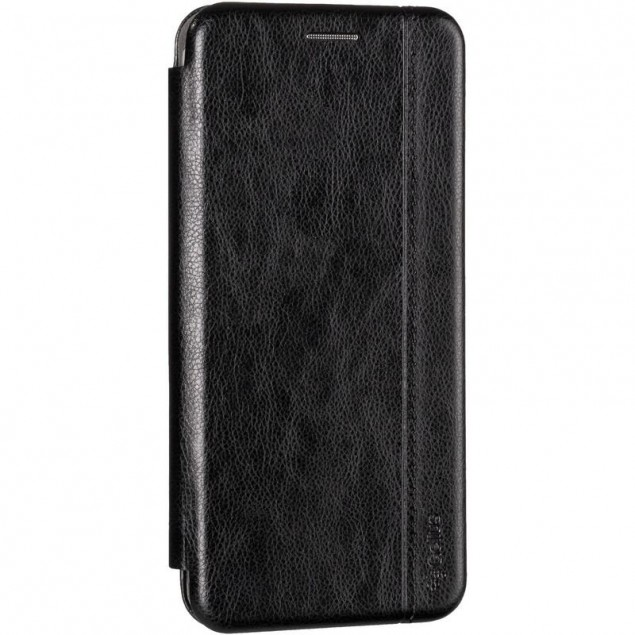 Book Cover Leather Gelius for Huawei Y6s/Y6 Prime (2019)/Honor 8a Black