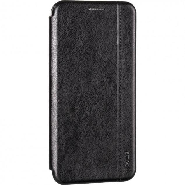Book Cover Leather Gelius for Xiaomi Redmi Note 8 Pro Black
