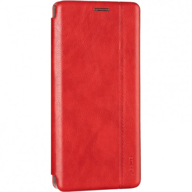 Book Cover Leather Gelius for Samsung N980 (Note 20) Red