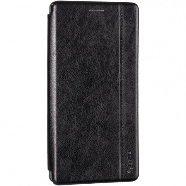 Book Cover Leather Gelius for Samsung N985 (Note 20 Ultra) Black