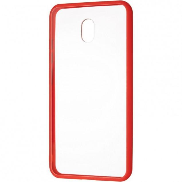 Gelius Bumper Case for Xiaomi Redmi 8a Red