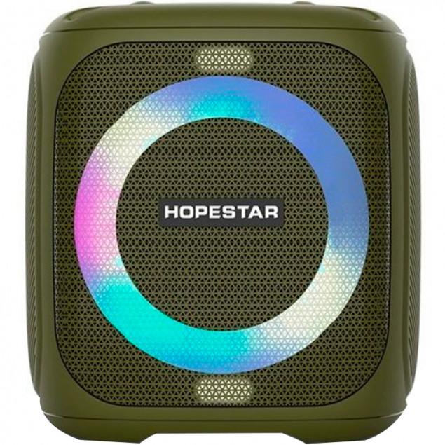 Bluetooth Колонка Hopestar Party 100 (Led) Green