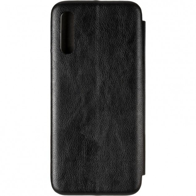 Book Cover Leather Gelius for Samsung A505 (A50) Black
