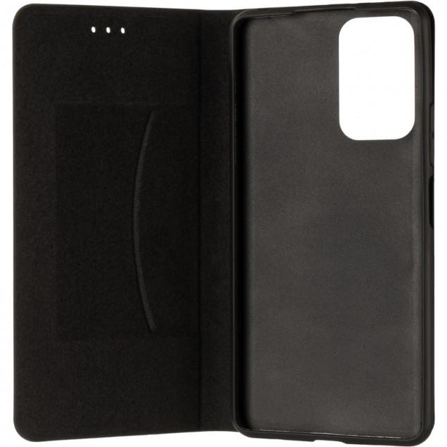 Book Cover Leather Gelius New for Motorola E7i/E7 Power Black