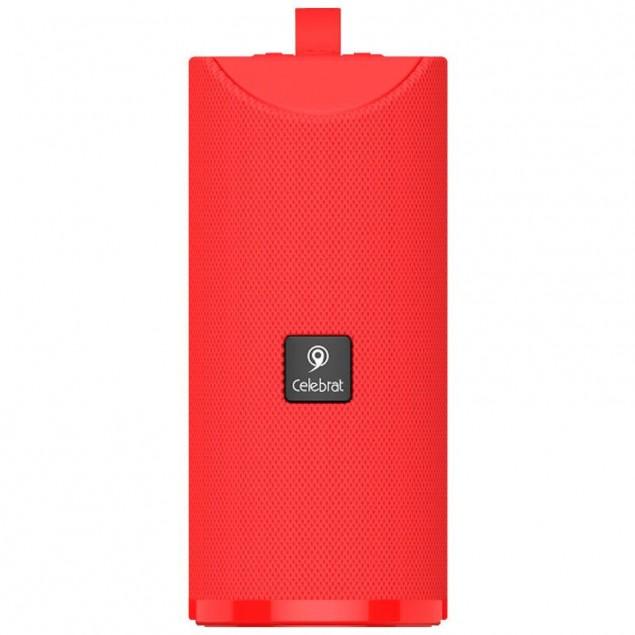 Bluetooth Speaker Celebrat SP-7 Red