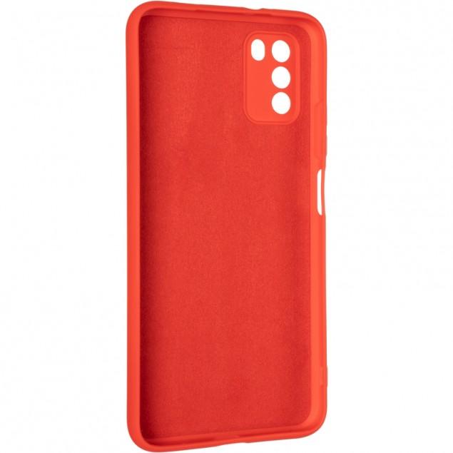 Full Soft Case for Xiaomi Poco M3 Red