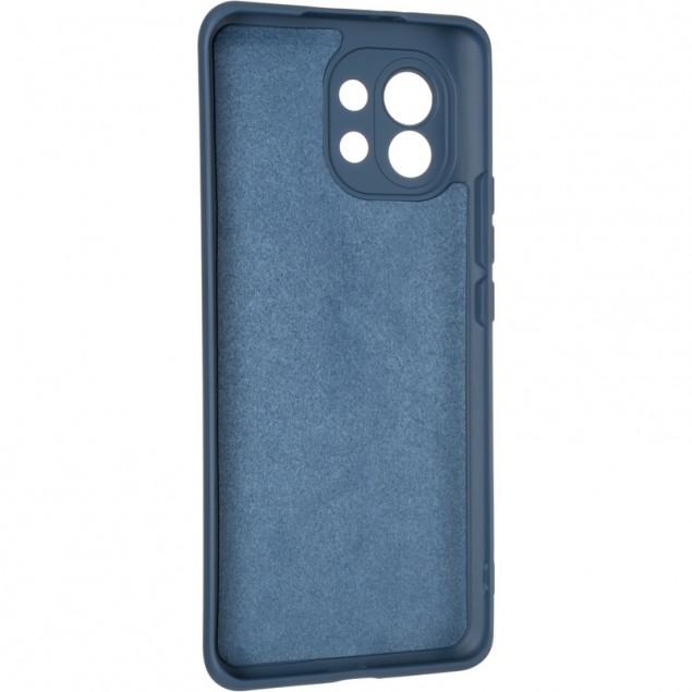 Full Soft Case for Xiaomi Mi 11 Dark Blue