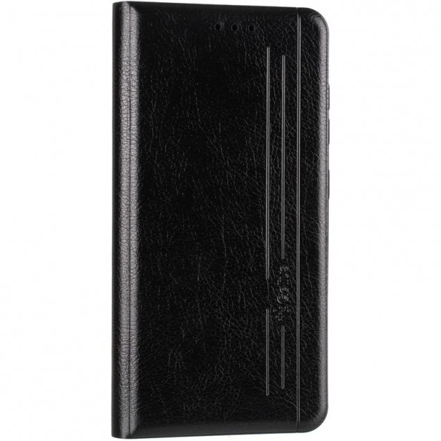 Book Cover Leather Gelius New for Samsung A415 (A41) Black