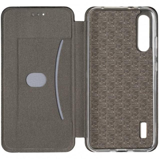 Book Cover Leather Gelius for Xiaomi Mi A3/CC9e Black