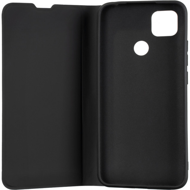 Book Cover Gelius Shell Case for Xiaomi Redmi 9c Blue