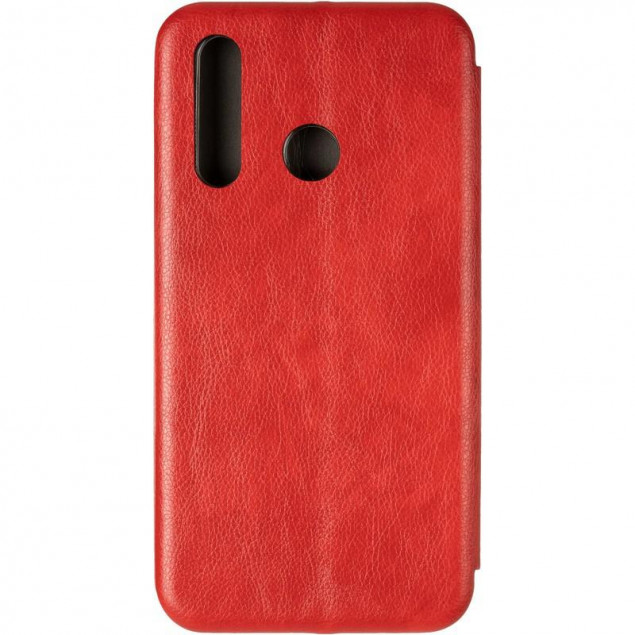 Book Cover Leather Gelius for Huawei Nova 4 Red
