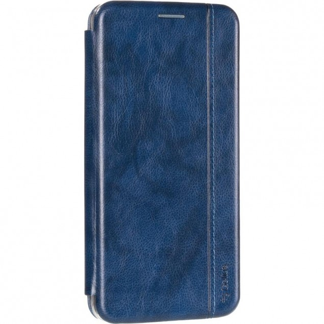 Book Cover Leather Gelius for Samsung M515 (M51) Blue