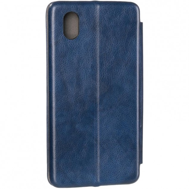 Book Cover Leather Gelius for Samsung A013 (A01 Core) Blue