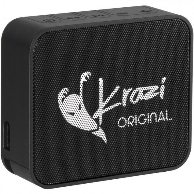 Bluetooth Speaker Krazi Dolphin KZBS-001 Black + (Wireless Charging) (12 мес)