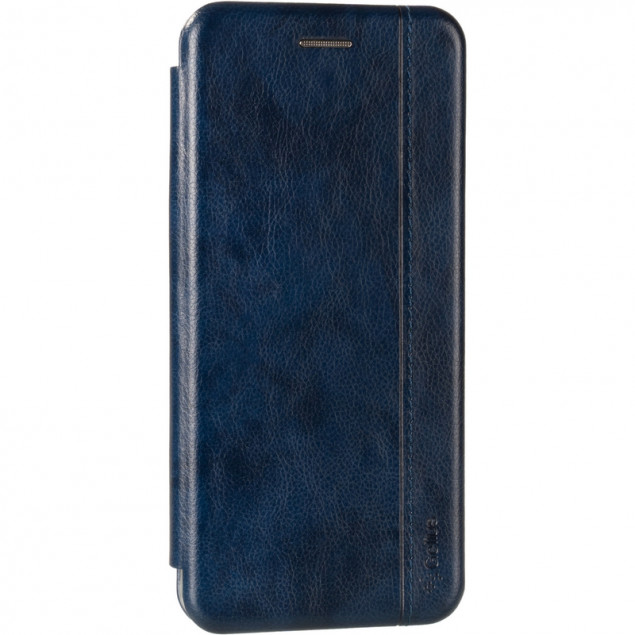 Book Cover Leather Gelius for Samsung A325 (A32) Blue