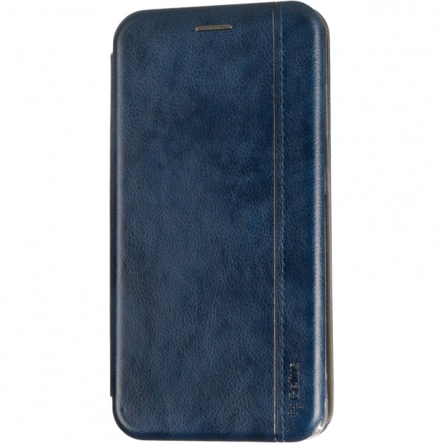 Book Cover Leather Gelius for Samsung A525 (A52) Blue
