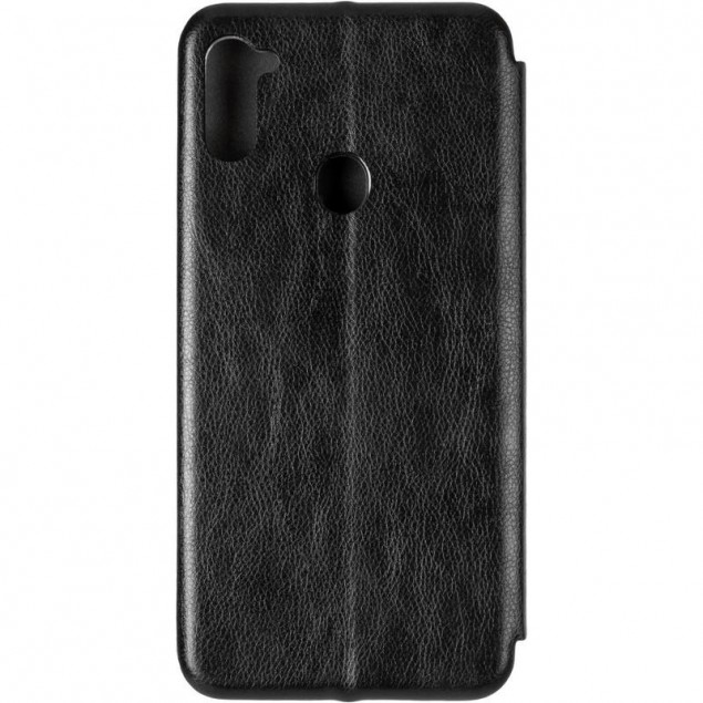 Book Cover Leather Gelius for Samsung A115 (A11)/M115 (M11) Black