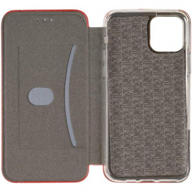 Book Cover Leather Gelius for iPhone 11 Pro Red