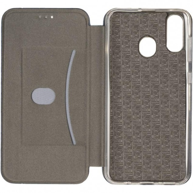 Book Cover Leather Gelius for Samsung A205 (A20) Blue