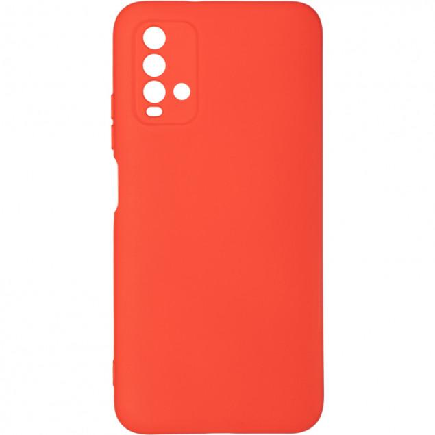 Full Soft Case for Xiaomi Redmi 9t Red