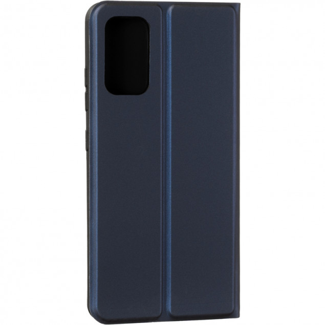 Book Cover Gelius Shell Case for Samsung A325 (A32) Blue
