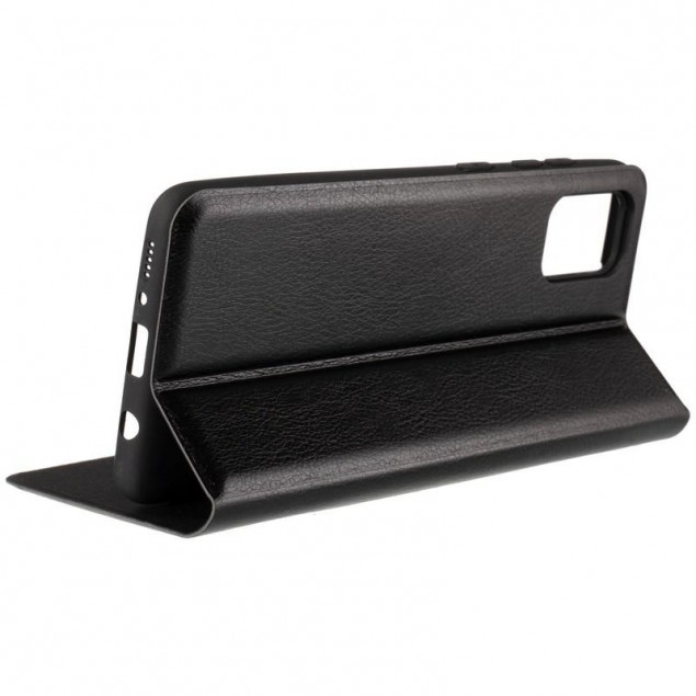 Book Cover Leather Gelius New for Samsung A315 (A31) Black