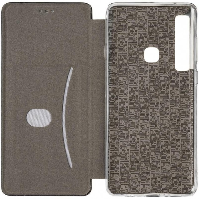 Book Cover Leather Gelius for Samsung A920 (A9-2018) Black