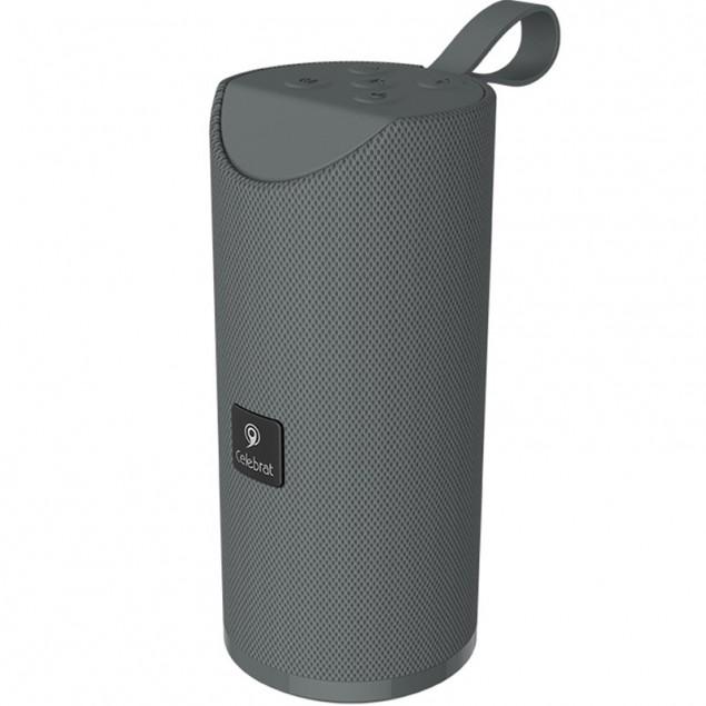 Bluetooth Speaker Celebrat SP-7 Gray