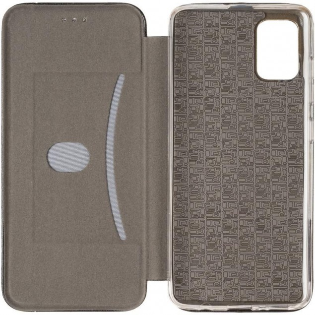 Book Cover Leather Gelius for Samsung A515 (A51) Black