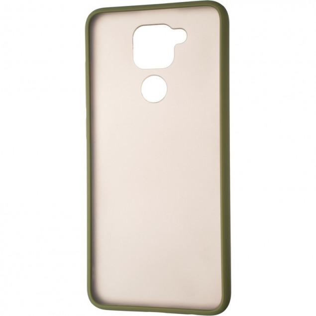 Gelius Bumper Mat Case New for Samsung A022 (A02) Green