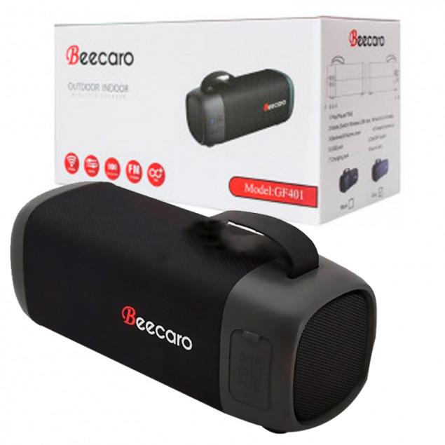 Bluetooth Колонка BeeCaro GF 401 Black