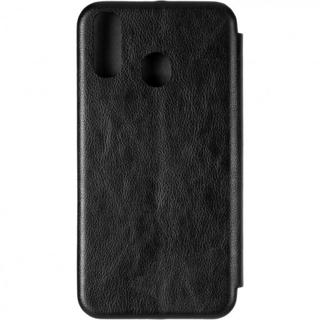 Book Cover Leather Gelius for Samsung A205 (A20) Black