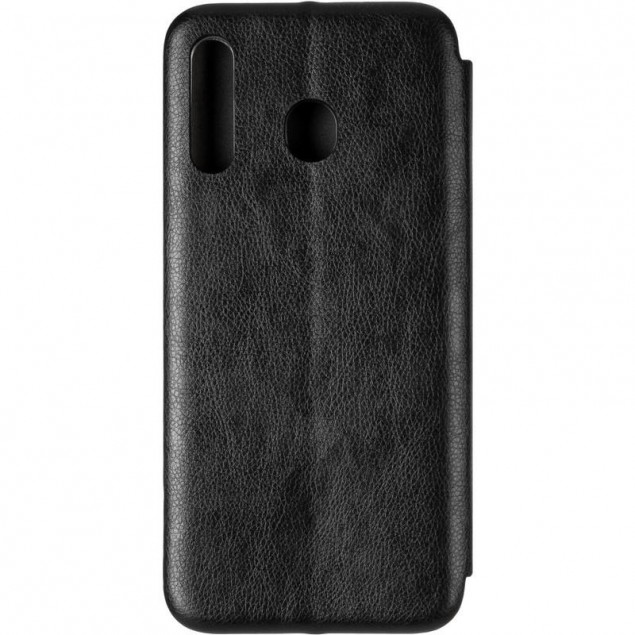 Book Cover Leather Gelius for Samsung M305 (M30) Black