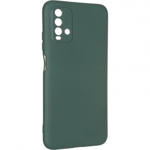 Full Soft Case for Xiaomi Redmi 9t Dark Green