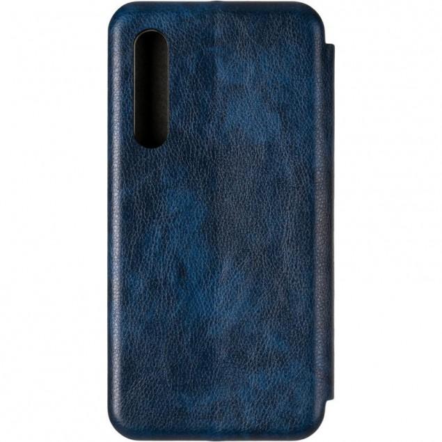 Book Cover Leather Gelius for Xiaomi Mi9 SE Blue