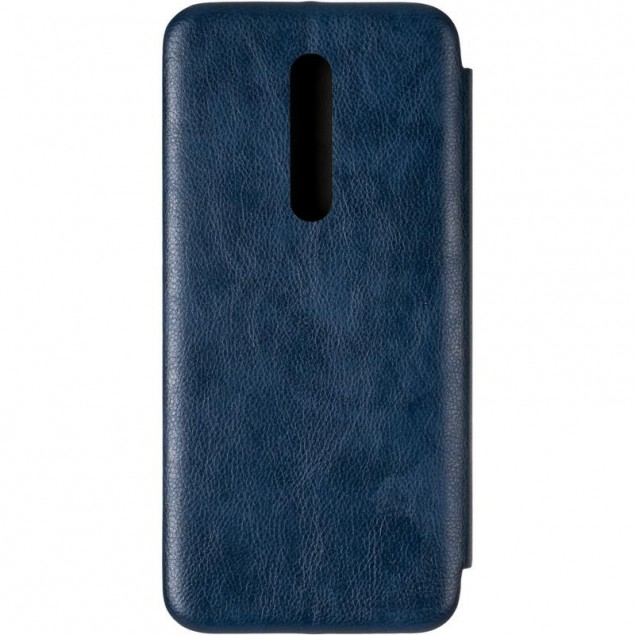 Book Cover Leather Gelius for Xiaomi Mi9t/K20/K20 Pro Blue