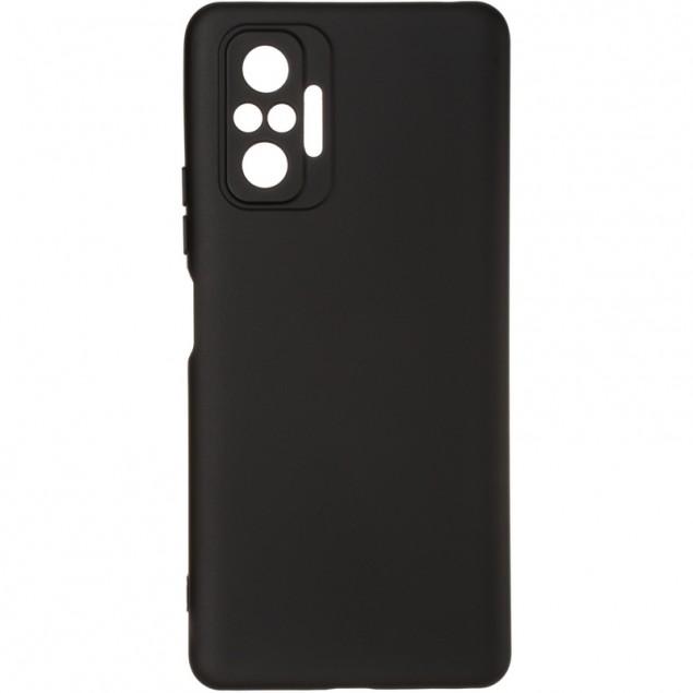 Full Soft Case for Xiaomi Redmi Note 10 Pro Black