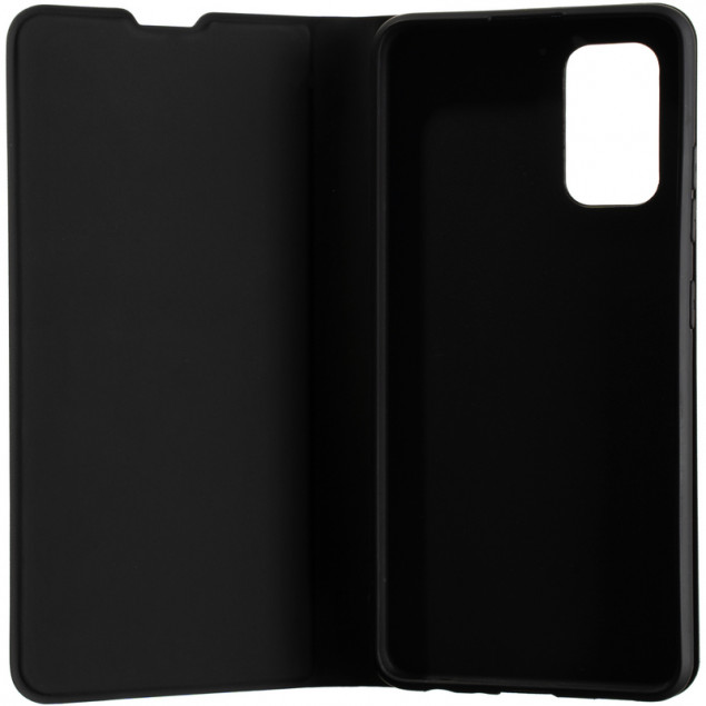 Book Cover Gelius Shell Case for Samsung A325 (A32) Black