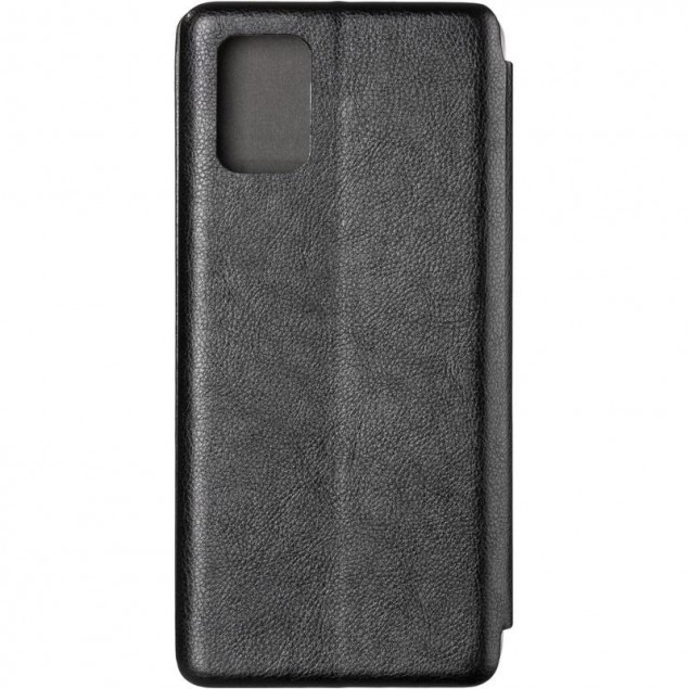 Book Cover Leather Gelius for Samsung A715 (A71) Black