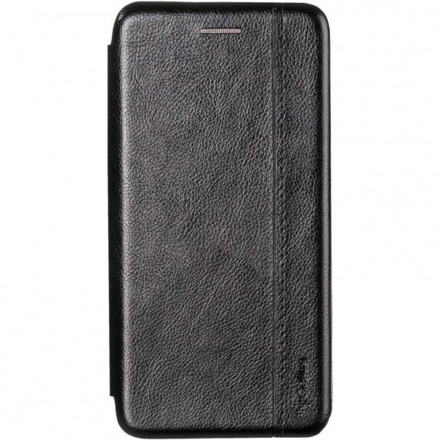 Book Cover Leather Gelius for Xiaomi Redmi 7a Black