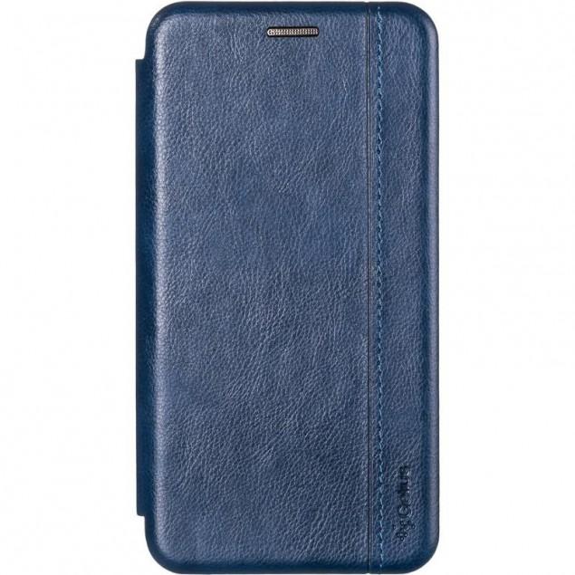 Book Cover Leather Gelius for Xiaomi Mi A3/CC9e Blue