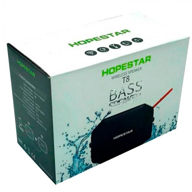 Bluetooth Колонка Hopestar T8 Grey