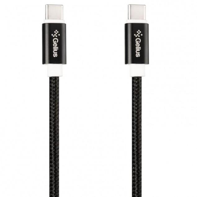 Cable Gelius Pro Future GP-UTC01 Type-C/Type-C Black