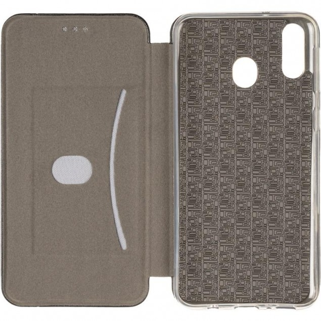 Book Cover Leather Gelius for Samsung M205 (M20) Black